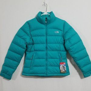 NEW North Face Womens  Medium Nuptse Jacket Coat